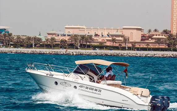 Speed Boat Packages Dubai